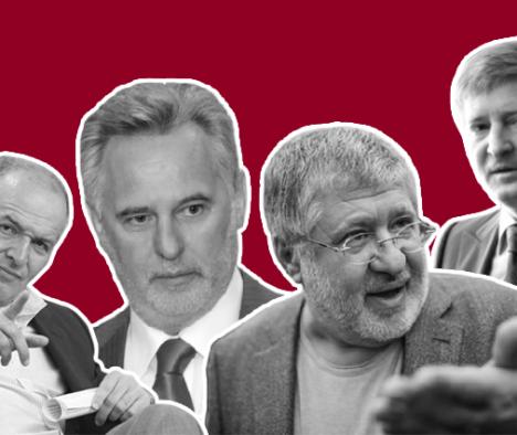 Гроші, влада та ЗМІ: Як партії збираються з олігархами боротися