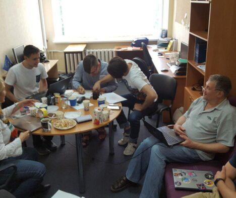 Команда ШПА провела стратегічну сесію