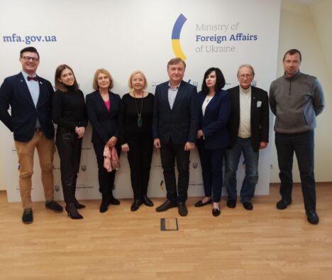 Директора ШПА НаУКМА призначено до Громадської ради при МЗС України